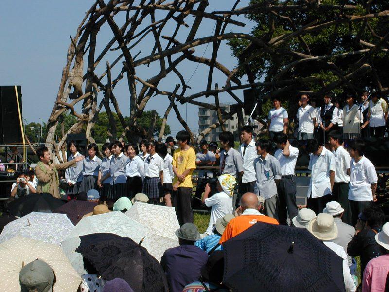 2002年6月2日 エコストック1 in 庄内川緑地